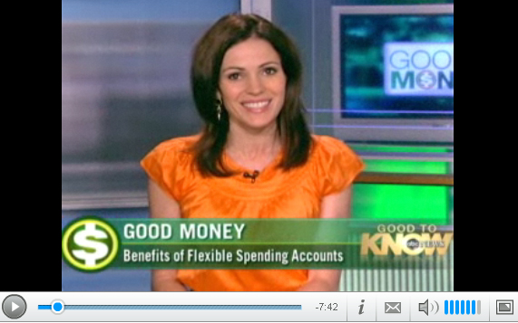 ABC News Good Money Video on FSAs